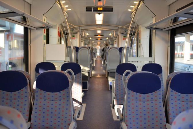 I nuovi treni regionali