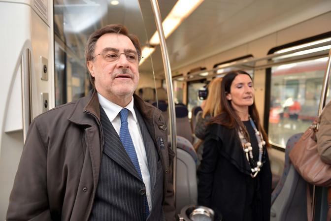 Renato Chisso e Maria Giaconia