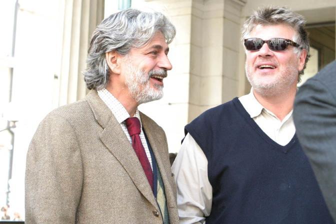 Con Fabrizio Bentivoglio (Gobbi)