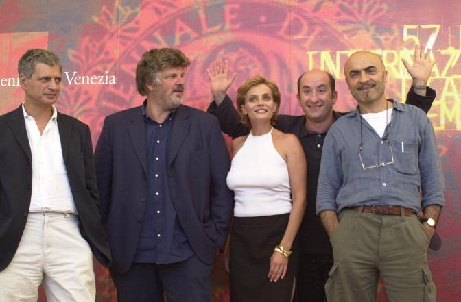 Carlo Mazzacurati a Venezia per