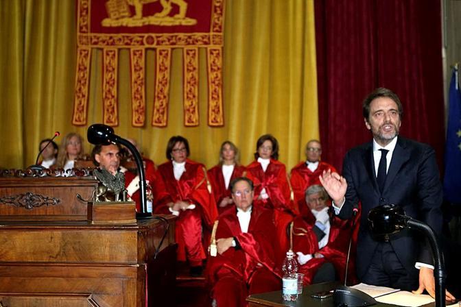 L'intervento di Paolo Corder, componente del Consiglio superiore della magistratura