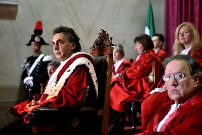 Antonino Mazzeo Rinaldi, presidente della Corte d'appello