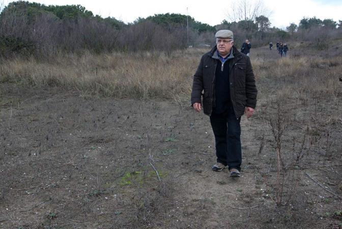 Buranelle, il sopralluogo all'ex campeggio - Corriere Veneto