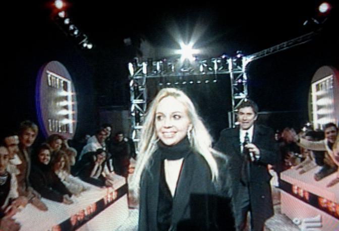 Grande Fratello 2006. La concorrente trevigiana Giovanna Rigato (Luca Biasioli)