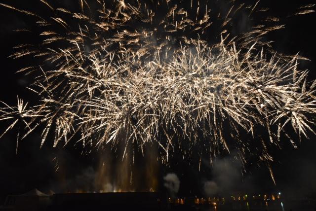 La festa all'Arsenale di Venezia