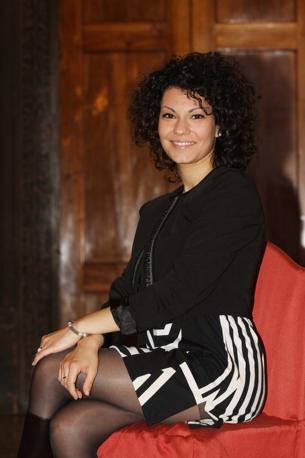 Amina Sofia El-Maghaby