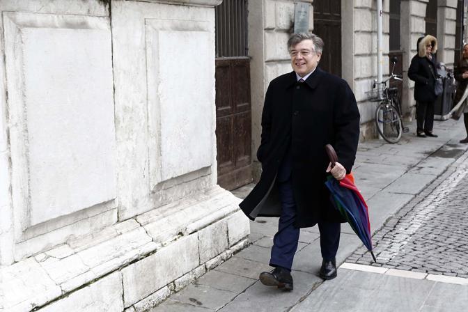 Flavio Zanonato verso il seggio