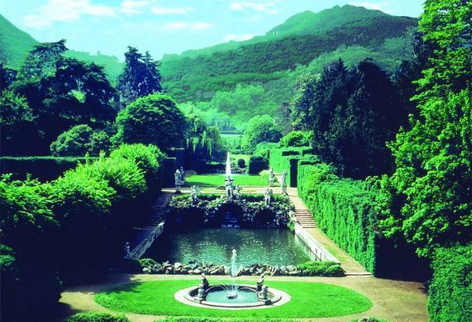 A Padova riapre il giardino storico di Villa Barbarigo,gioiello del Bernini