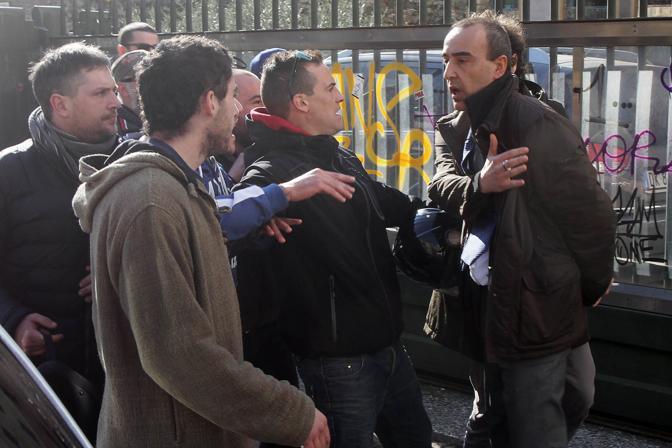 Manifestazione del centro pedro per zeno corriere veneto for Pedro padova