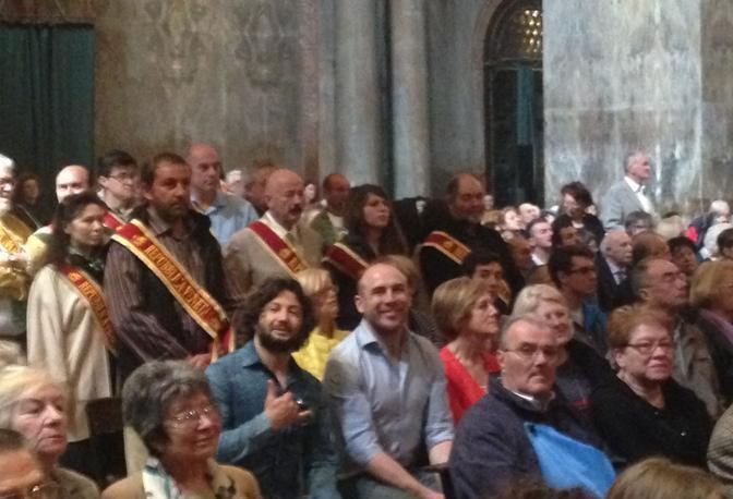 Venetisti a San Marco