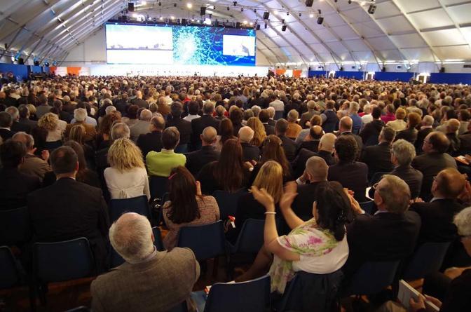 Assemblea soci Veneto Banca 2014