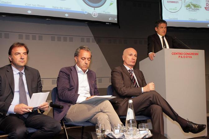 Confronto fra i candidati- Ivo Rossi