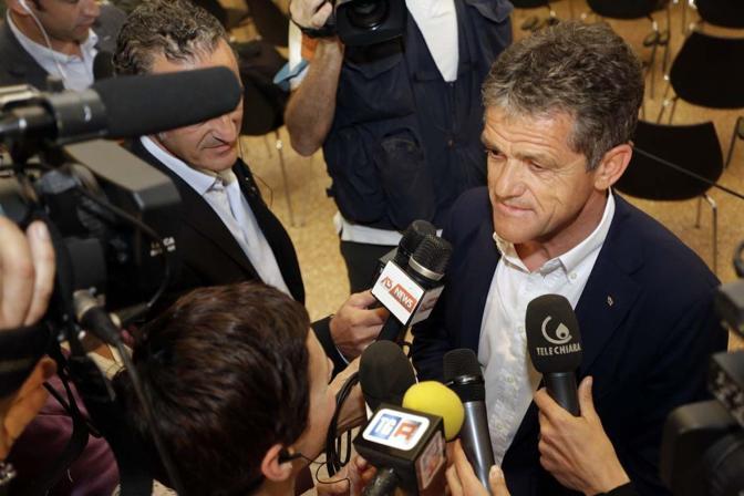 Ivo Rossi dopo il voto