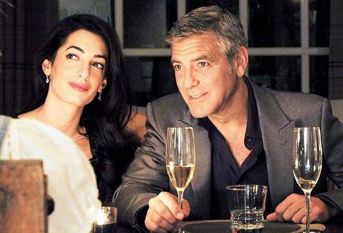 George Clooney e Amal Alamuddin, presto sposi