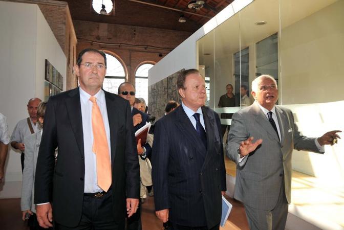 Giancarlo Galan, Altero Matteoli, Patrizio Cuccioletta