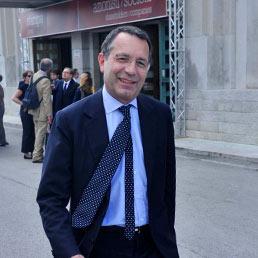 Roberto Meneguzzo amministratore della Palladio Finanziaria spa