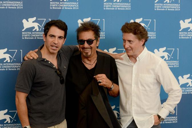 Al Pacino al photocall