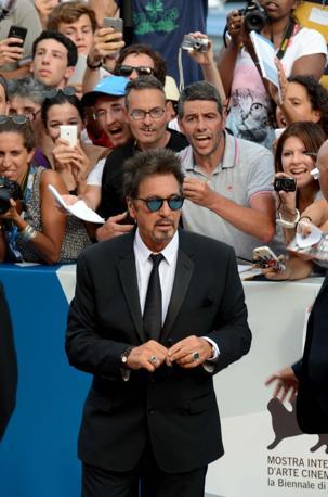 Premiere del film Manglehorn con Al Pacino