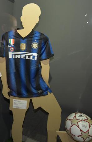 Presentazione della mostra Gli eroi del calcio