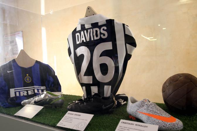 Il numero 26 di Davids