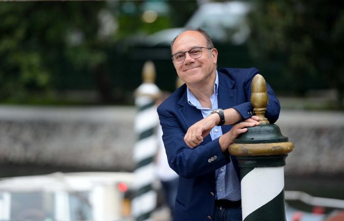 Carlo Verdone alla Mostra del Cinema