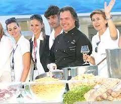 Lo chef Tino Vettorello