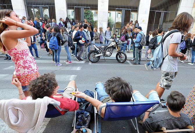 Primo giorno di scuola - Corriere Veneto