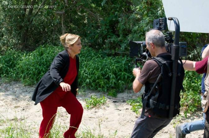 Scene dal film Il Segreto di Italia di Antonello Belluco (Le foto di scena del film sono del fotografo Enrico Cesaro