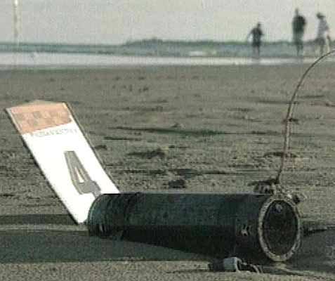 Il tubo usato da Unabomber