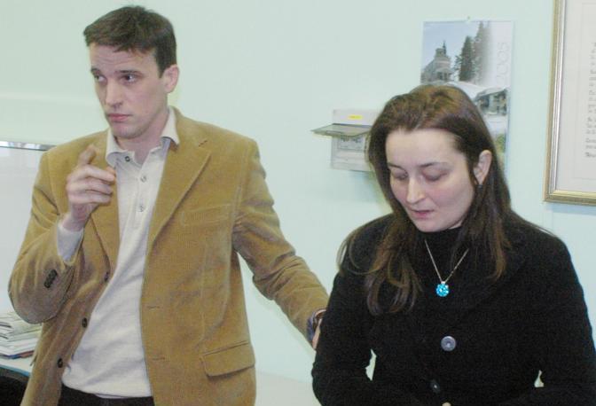 I genitori di Greta, vittima di Unabomber