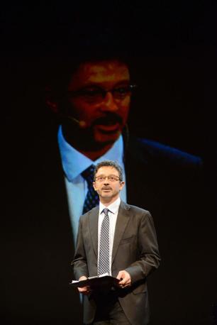 Inaugurazione dell'anno Accademico di Ca'Foscari. Il nuovo rettore Michele Bugliesi