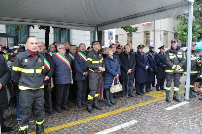Treviso. Festa dei Vigili del fuoco (Paolo Balanza)