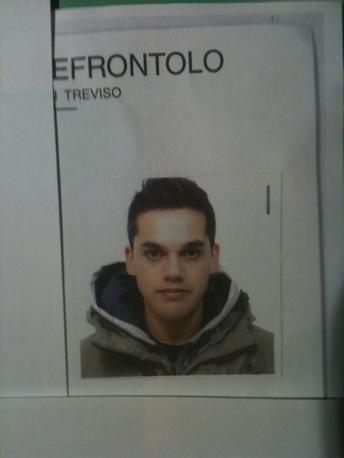 La giovane vittima, il figlio Cristian De Martin