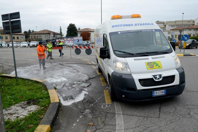 Rovigo. Incidente mortale, investita davanti all' ospedale di Adria