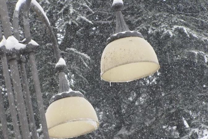 Neve a Belluno
