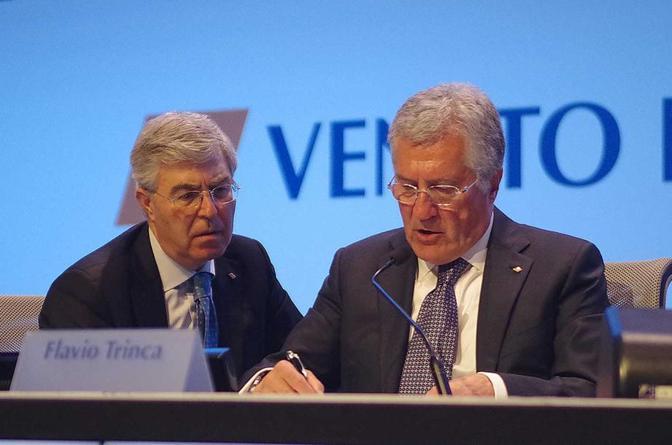Vincenzo Consoli e Flavio Trinca