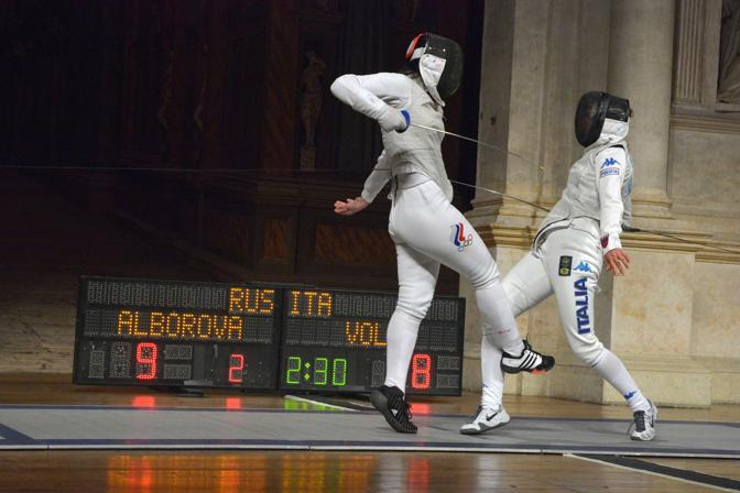 Vicenza, campionati europei Under 23 (Galofaro)