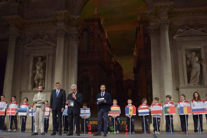 Vicenza, campionati europei Under 23 (Galofaro)