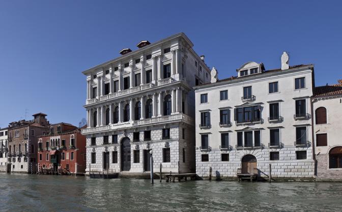 Ca' Corner della Regina, il palazzo della fondazione Prada di Venezia