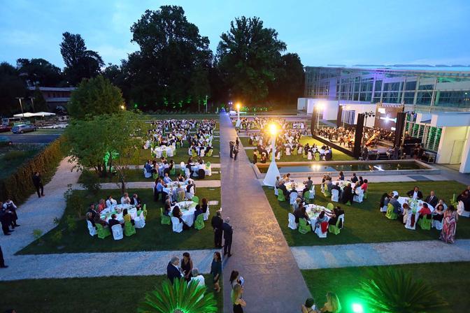 Orto botanico di padova cena e concerto corriere veneto
