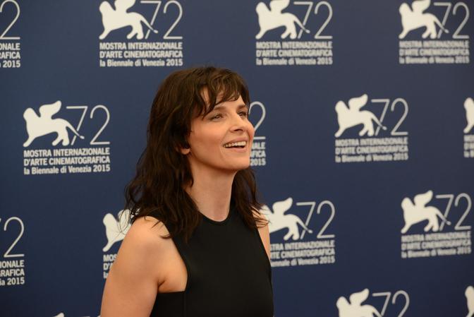 """Juliette Binoche per """"L'Attesa"""" di Piero Messina"""
