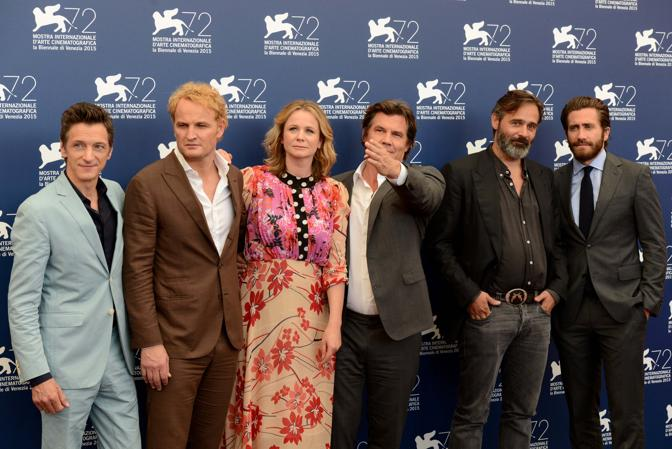 Il cast di Everest
