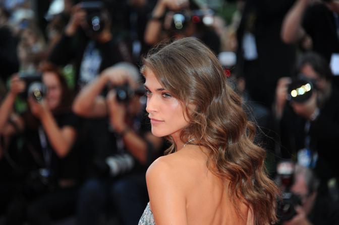 Elisa Sednaoui (LaPresse)