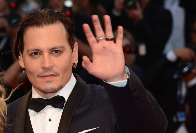 Johnny Depp (Vision)