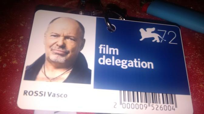 Vasco Rossi, anche per lui il pass della Biennale