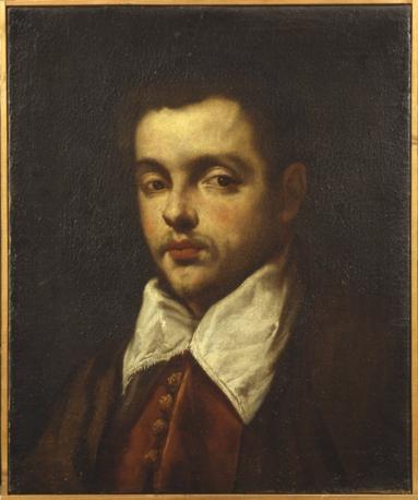 Domenico Tintoretto, ritratto di Marco Pasqualigo