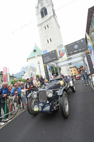 Le spettacolari immagini della Coppa d'oro delle Dolomiti