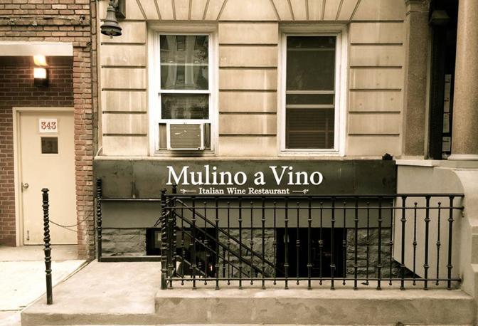 Il Mulino a vino di New York