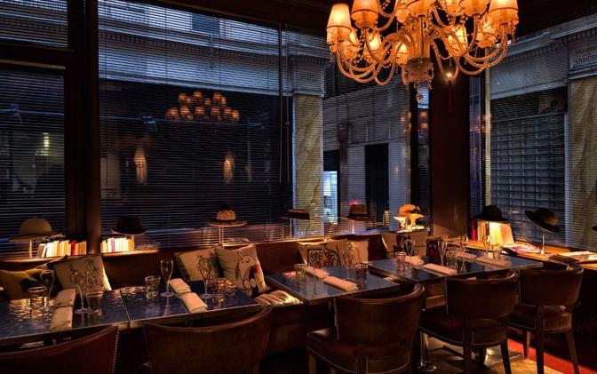 Il Café Stern della famiglia Alajmo a Parigi