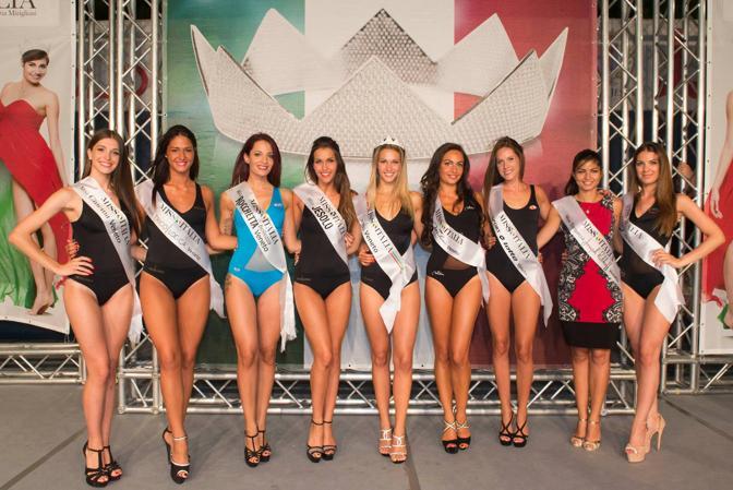 Le venete in semifinale nazionale di Miss Italia